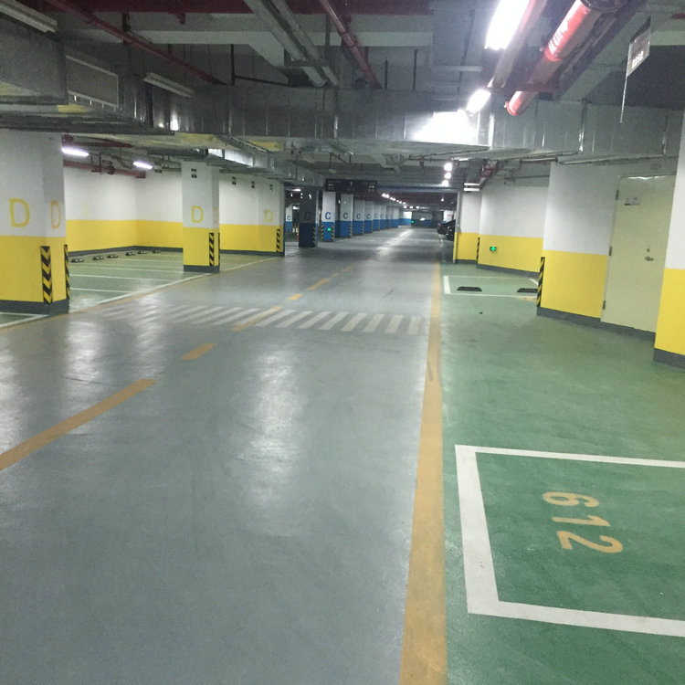 停车场地坪