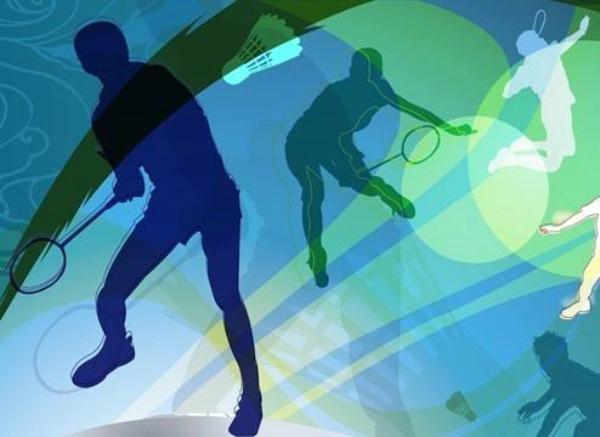 聚氨酯万博manbetx官网羽毛球场给训练提供更好的体验