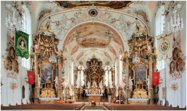 仿古漆效果可打造的欧式古典之美
