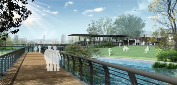 生态城市建设中聚氨酯跑道的万博登录材料的选择