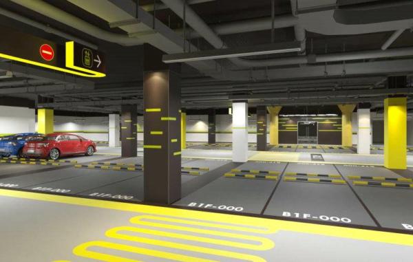 地下车库万博manbetx官网漆能对车子停放起到什么保护作用?
