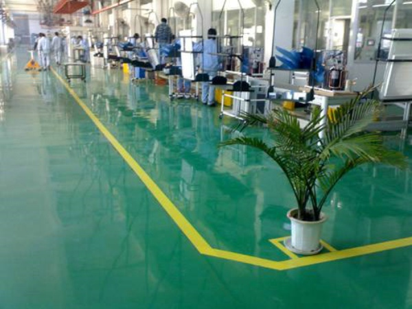 了解环氧地坪漆施工教程做好施工过程管理