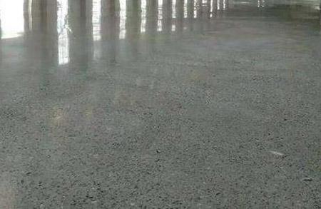 水泥地面固化这六个优势你要了解下