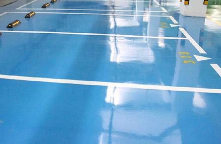 环氧树脂地坪在日常使用时要注意什么?