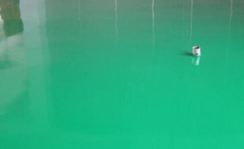 环氧树脂地坪漆施工过程要注意哪些细节?
