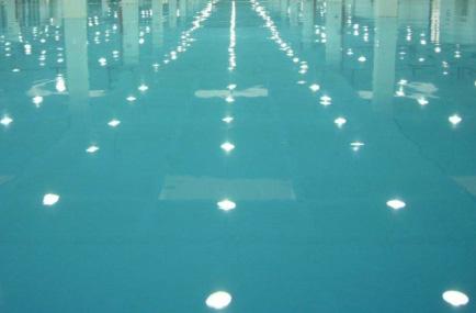 地坪漆施工做好基础地面的处理非常重要