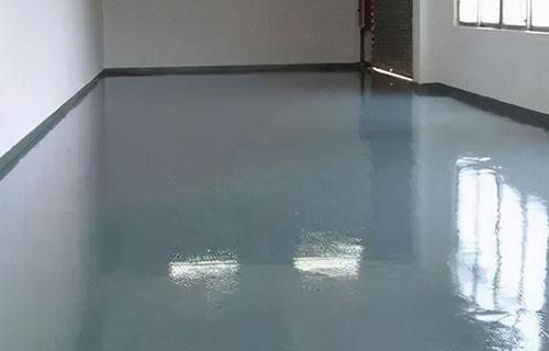 泉州地坪漆怎样使用和施工能有较长使用年限