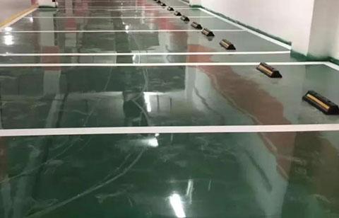 地坪涂装中起皱与麻点的防治措施有哪些?